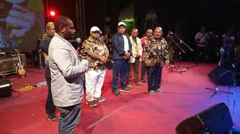Komunitas Rasta Kribo: Saatnya pemerintah berdayakan musik anak Papua