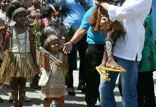 Presiden Republik Indonesia Ir. Joko Widodo dan Kapolda Papua Menjadi Pemain Sinetron dan Tidak Menyentuh Subtansial Akar Persoalan West Papua