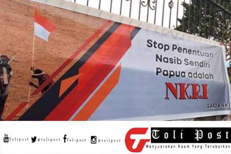 stop penentuan nasib sendiri Papua adalah indonesia