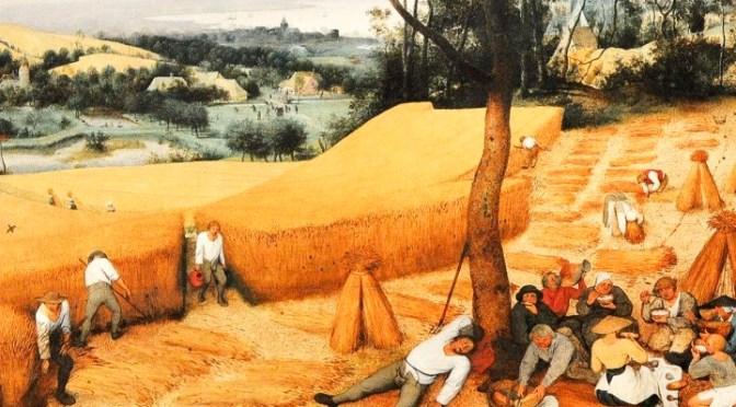 Buruh Tani di Selubung Mitos Agraria